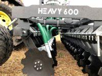 Brona THVG 600 apliaktor doglebowy
