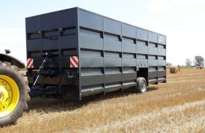 kontener na gnojowice AGROLAND KG