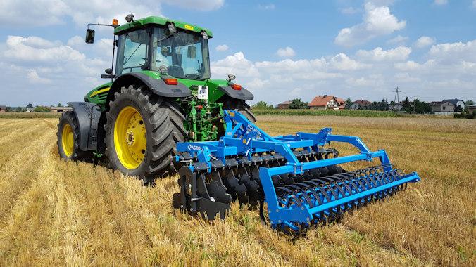 Agroland maszyny rolnicze
